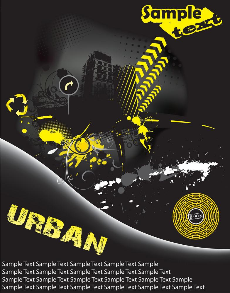 Urban Illustration