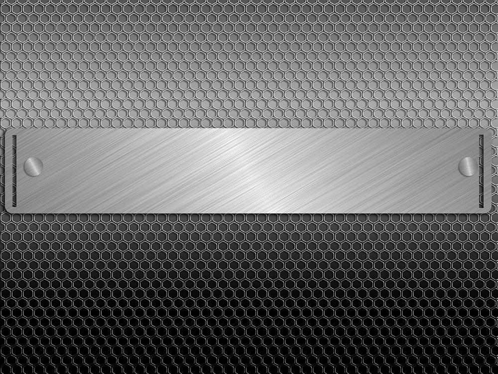 Urban Metal Background