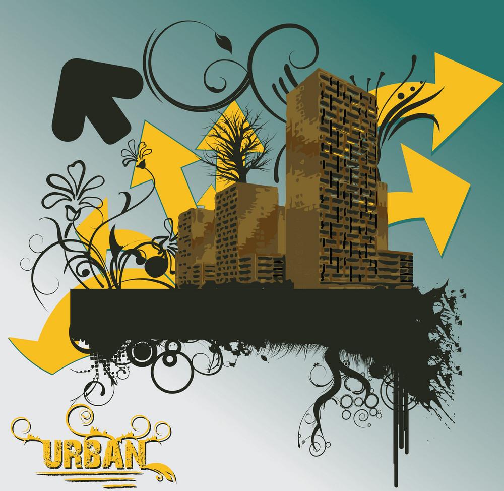 Urban-music-poster