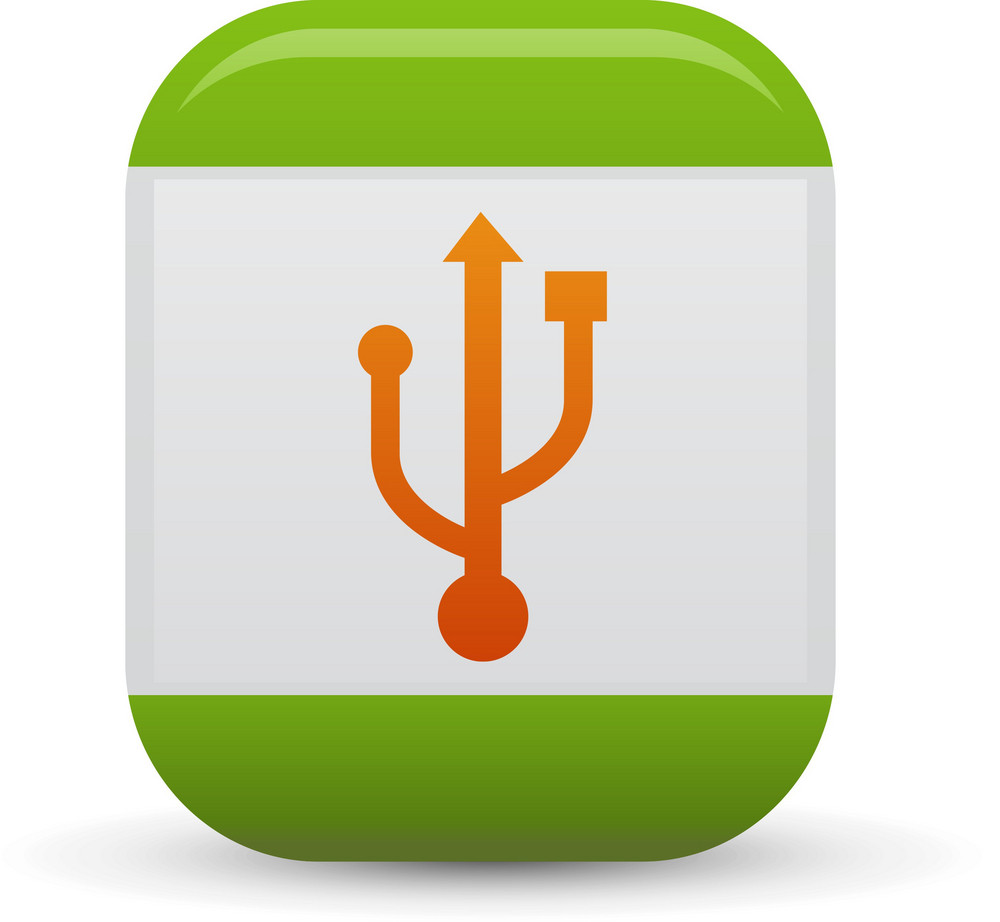 Usb Disk Lite Computer Icon