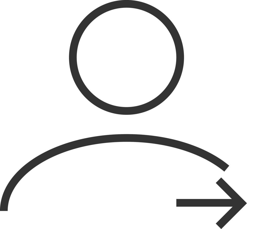 User 3 Minimal Icon