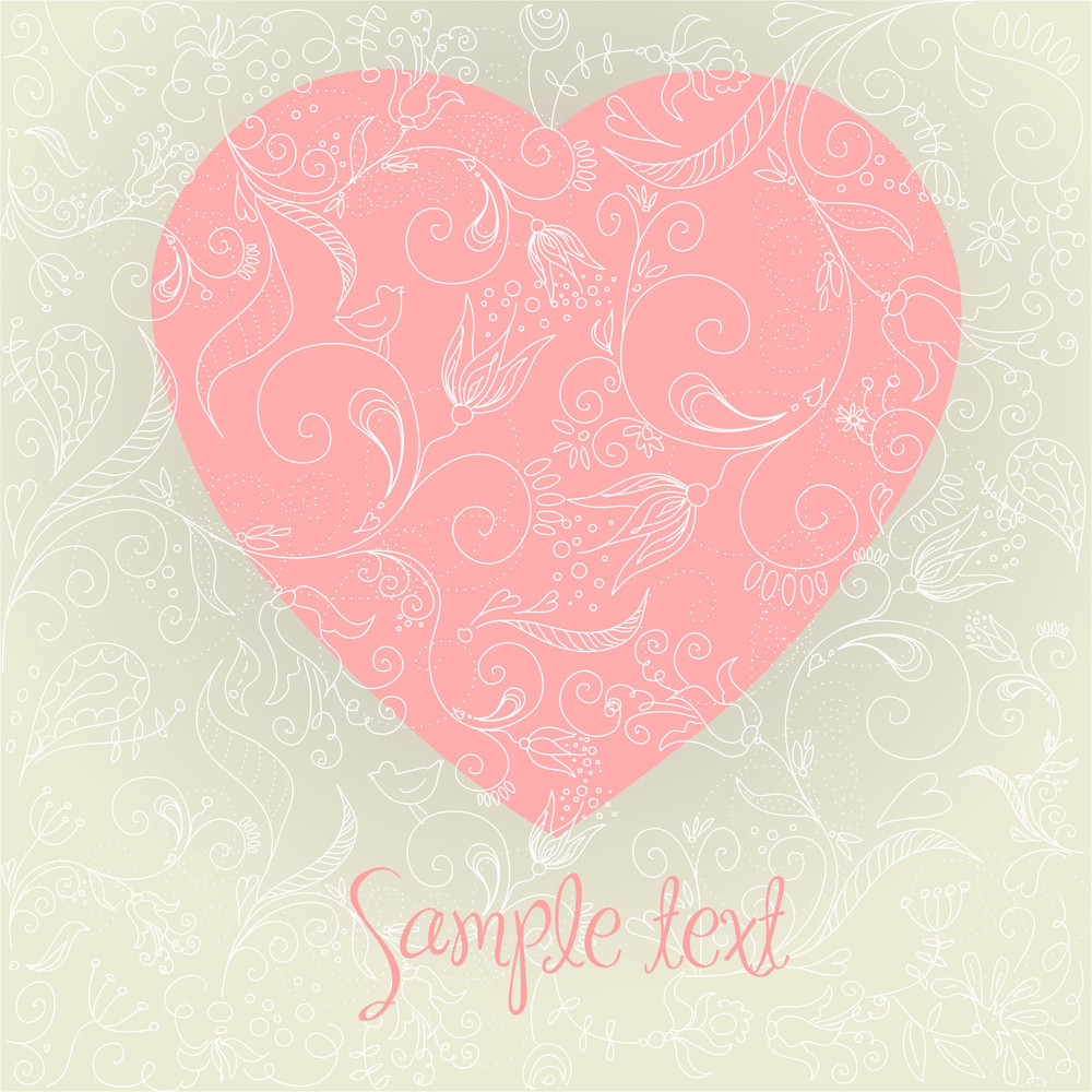 Valentine Background-