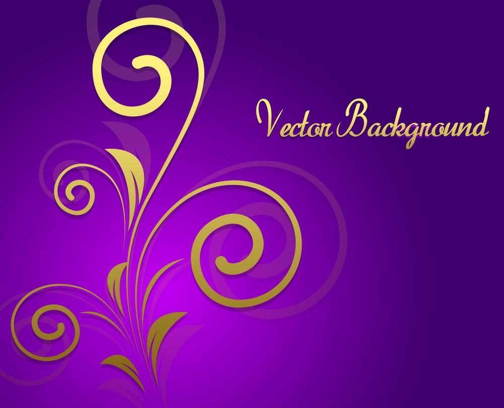 Valentine Floral Template Design