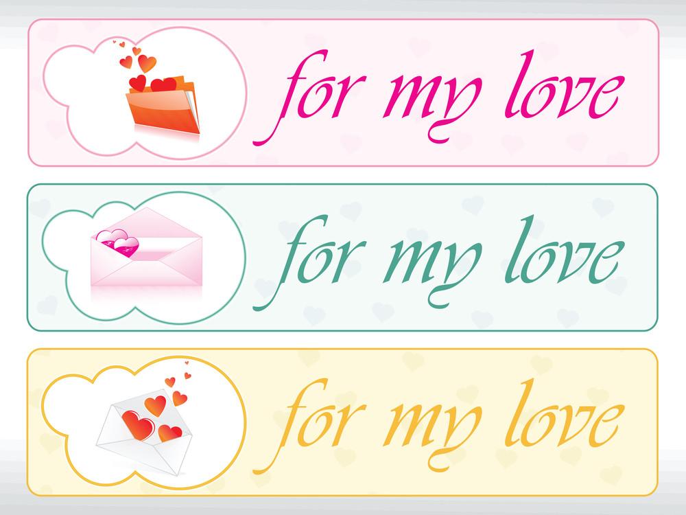 Valentine Web Banner