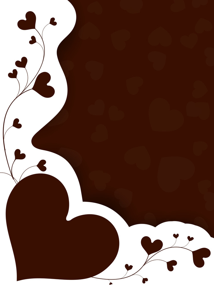 Valentines Day Background.