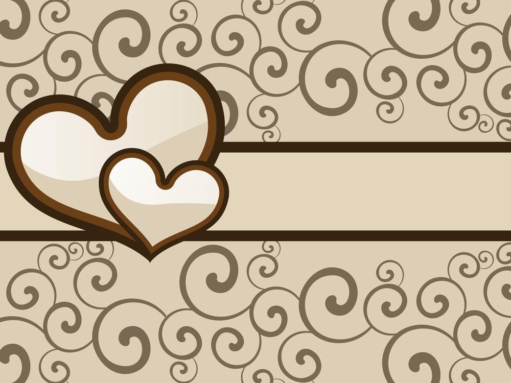 Valentines Day Background.