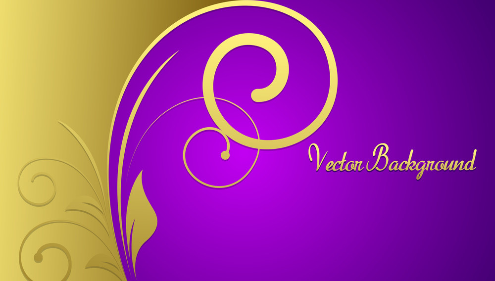 Valentine's Day Floral Banner