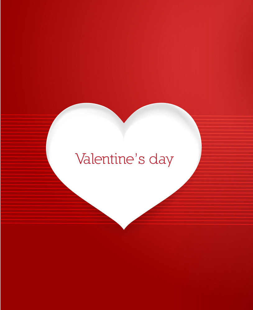 Valentine's Day Vector Illustration