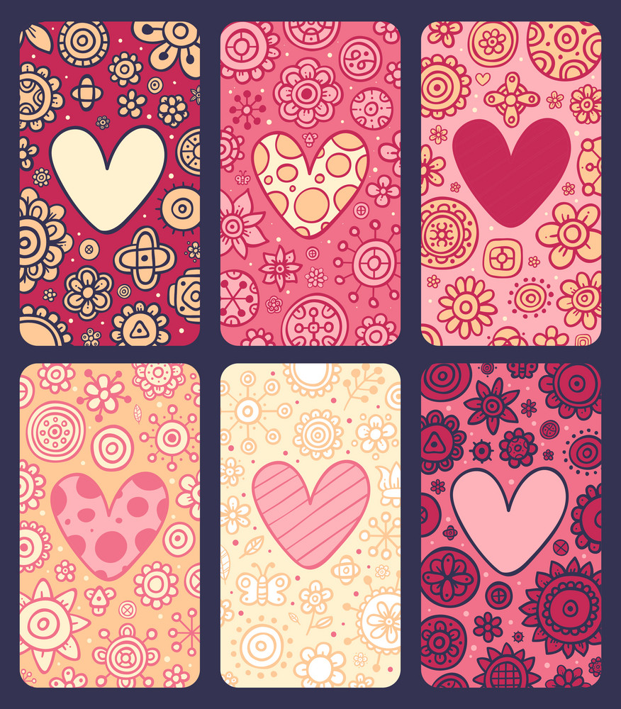 6 Cute Valentine's Day Cards