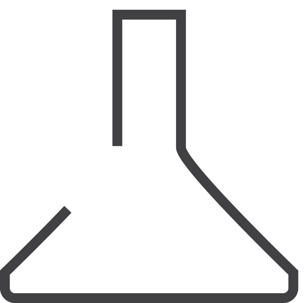 Vase Minimal Icon