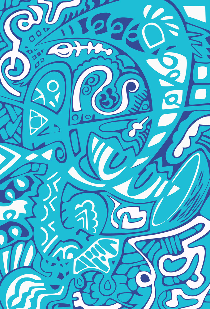 Vector Abstract Design Illustration