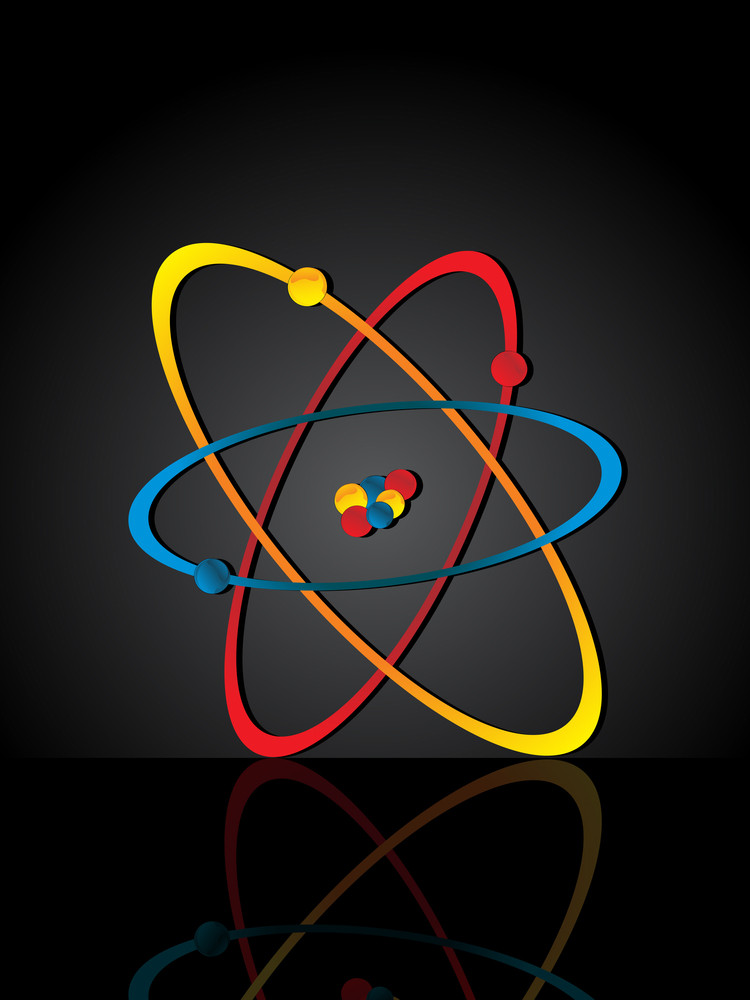 Vector Atom Background