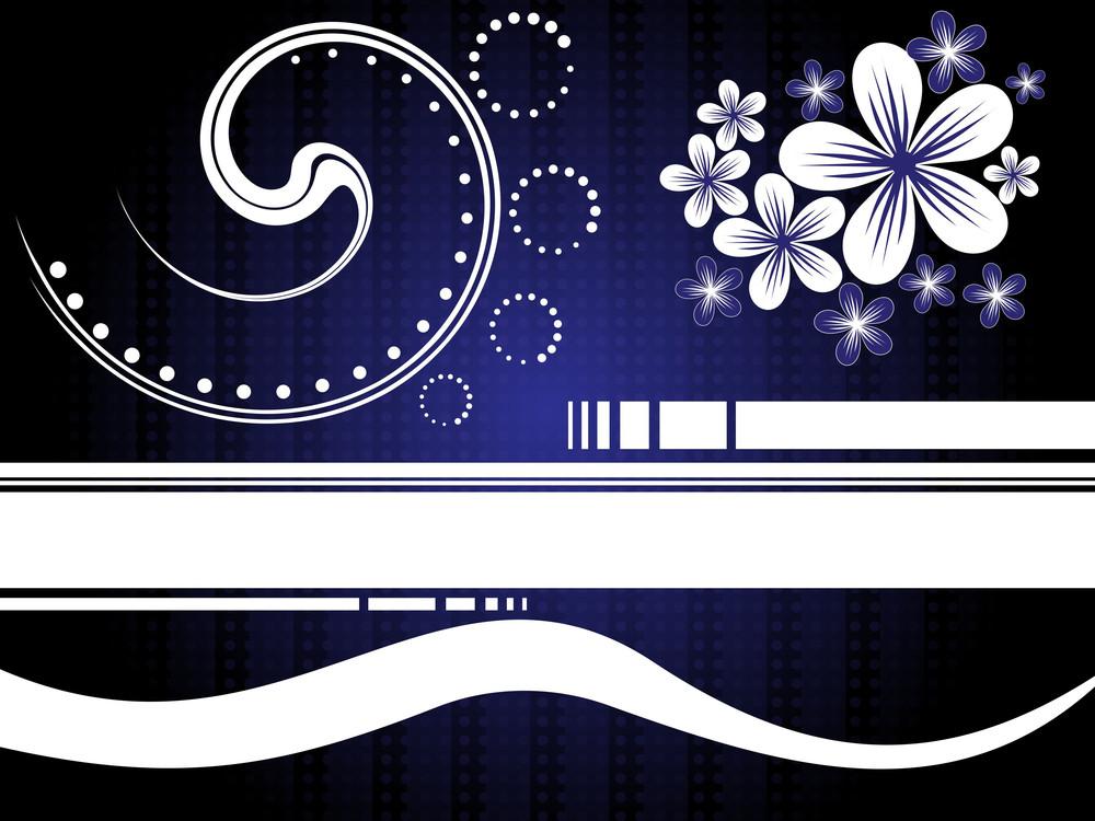 Vector Beautiful Pattern Illustration