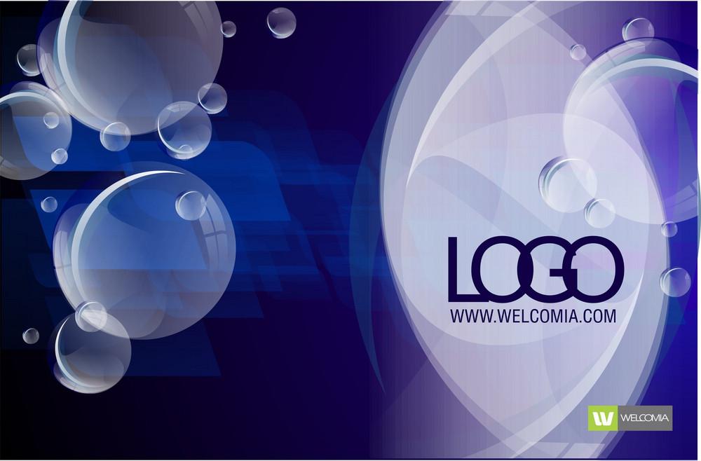 Vector Bubbles Design