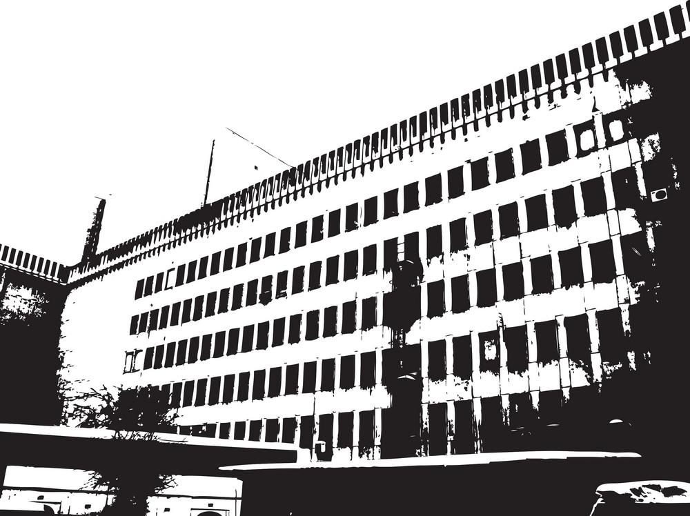 Vector Bucharest Building