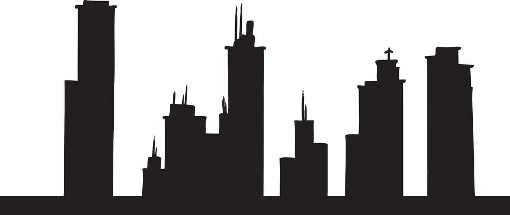 Vector City Skyline