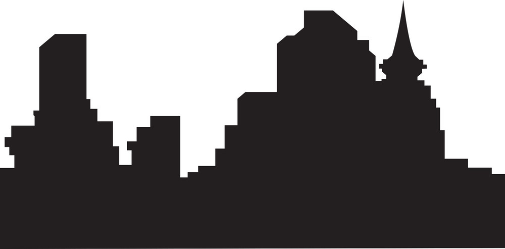 Vector City Skyline