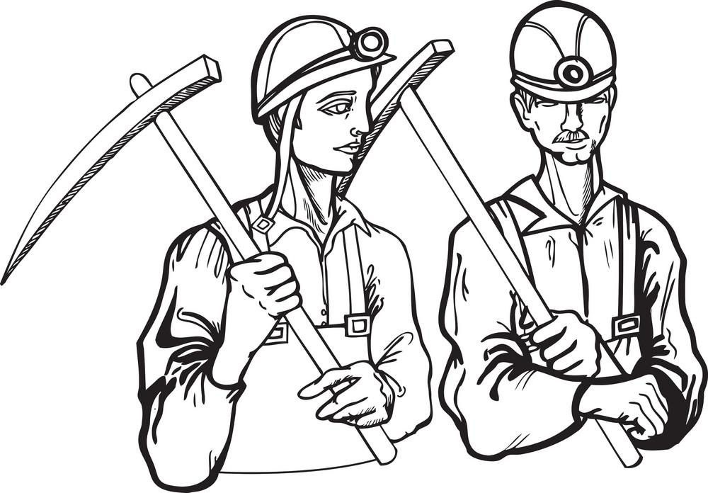Vector Coalmen