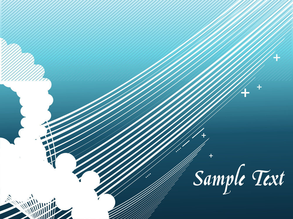 Vector Composition With Motion Wave Design10