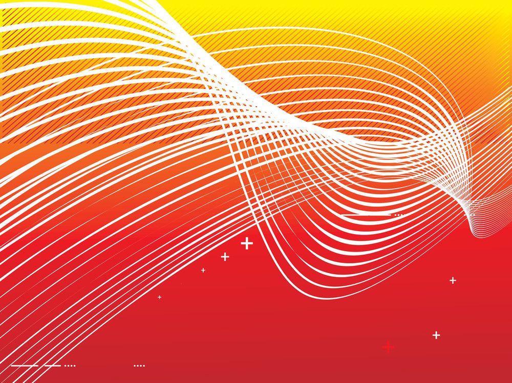 Vector Composition With Motion Wave Design6