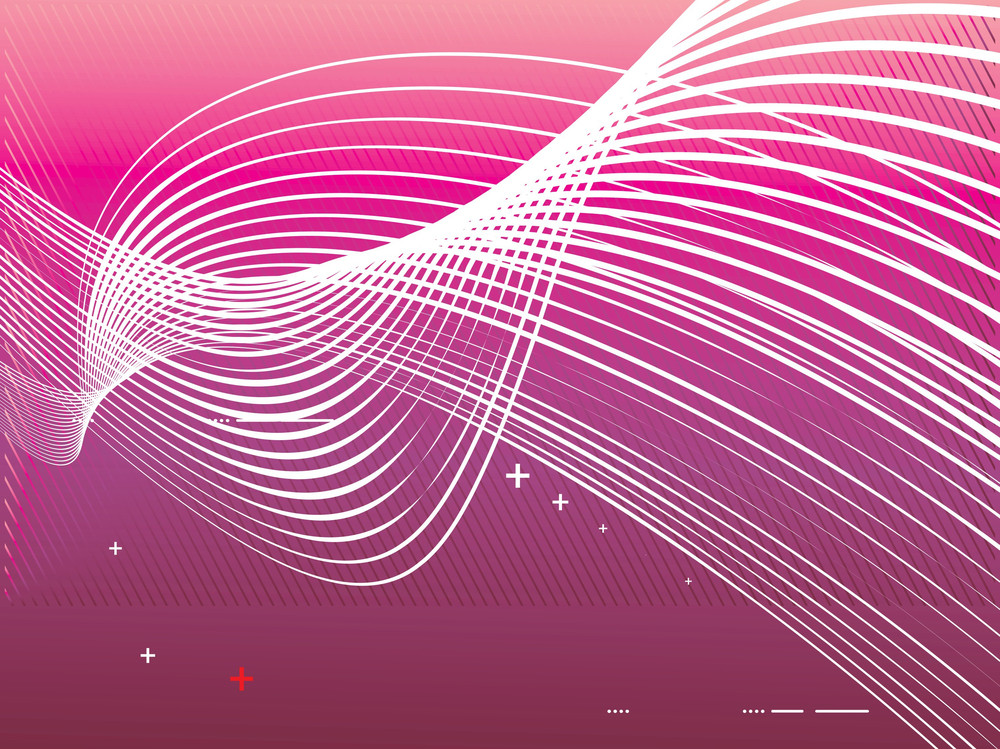 Vector Composition With Motion Wave Design7