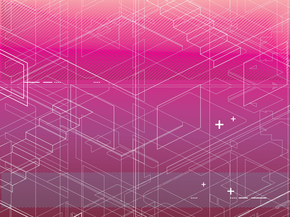 Vector Composition With Motion Wave Design9