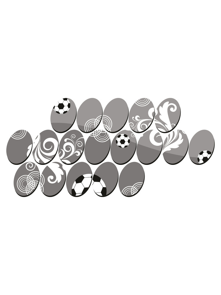 Vector Creative Sports Background