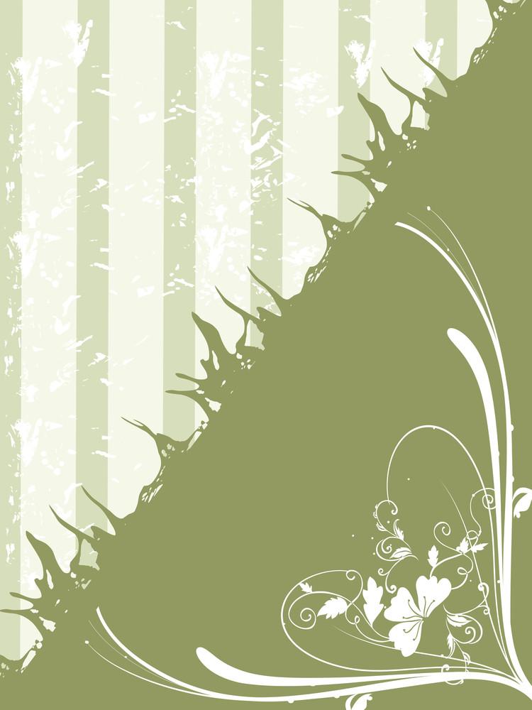 Vector Decorative Floral Series_11