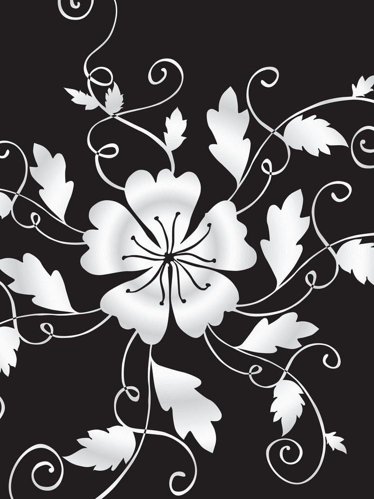 Vector Decorative Floral Series_19