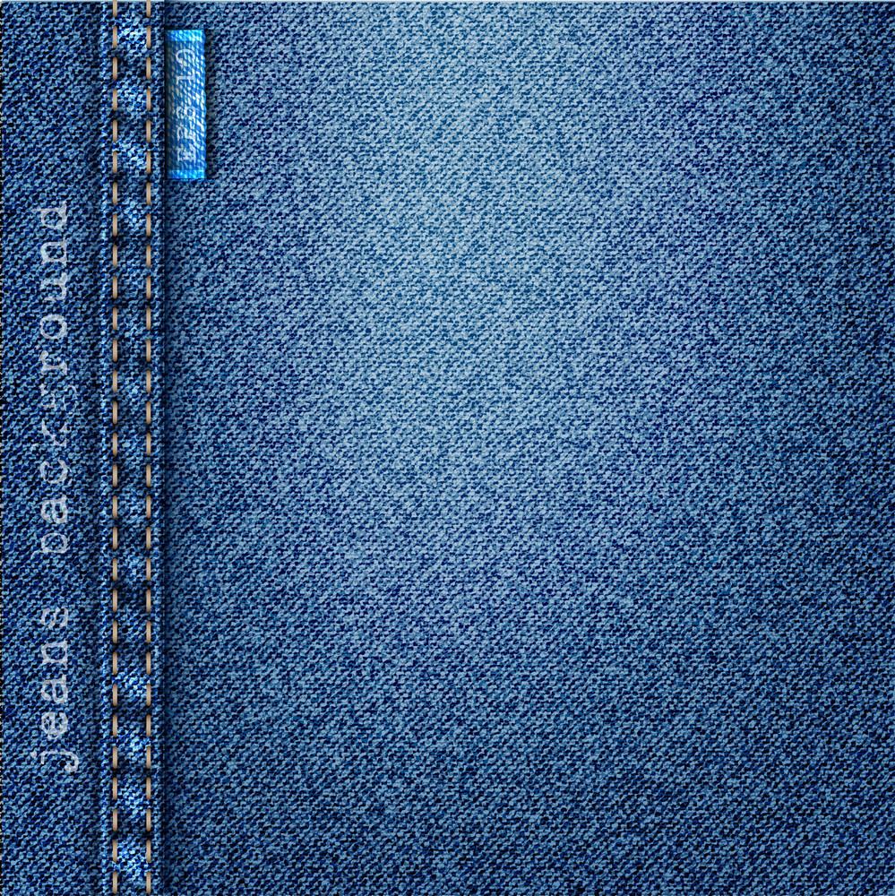 Vector Denim Background
