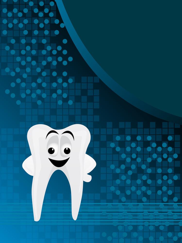 Vector Dental Background