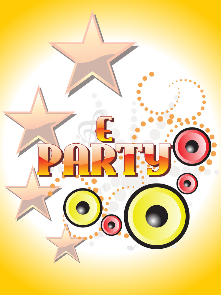 Vector E Party Background