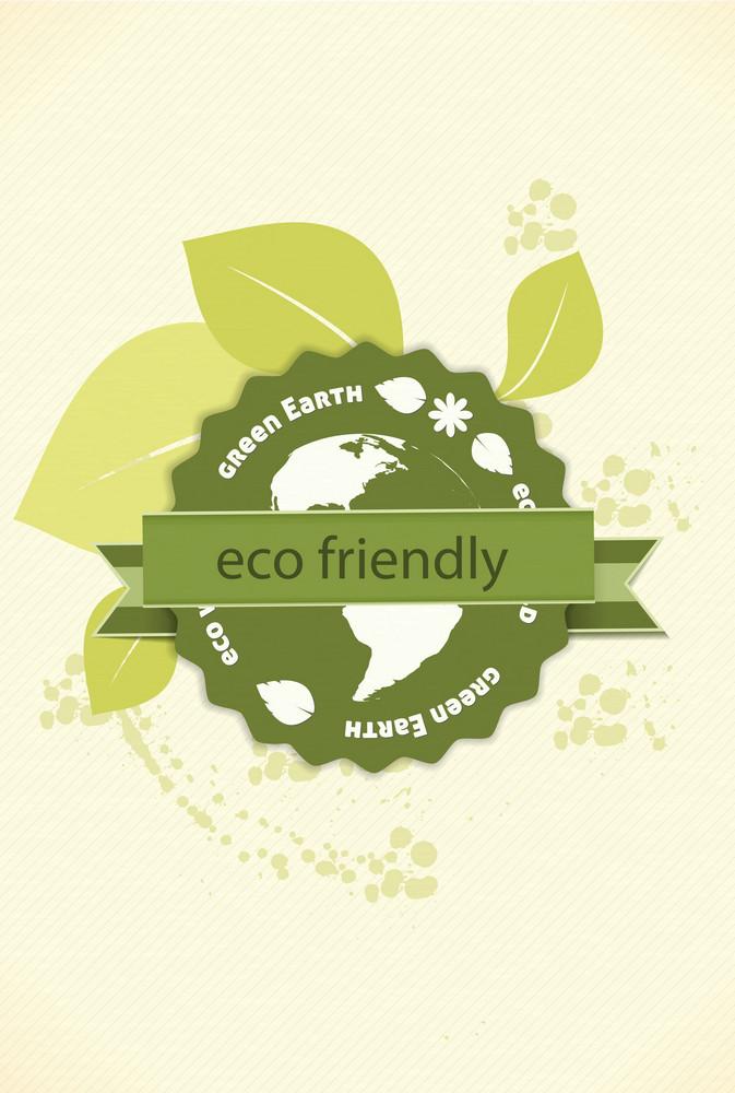 Vector Eco Friendly Design