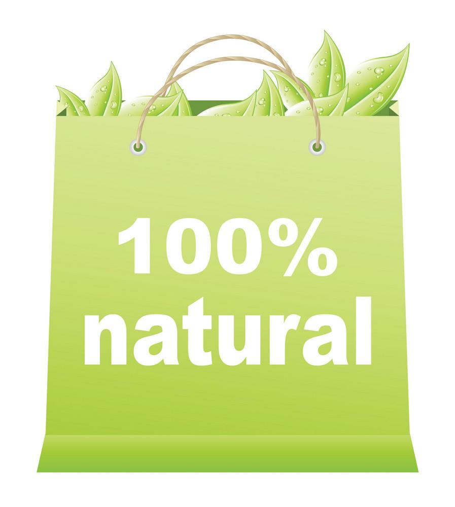 Vector Eco Shopping Bag