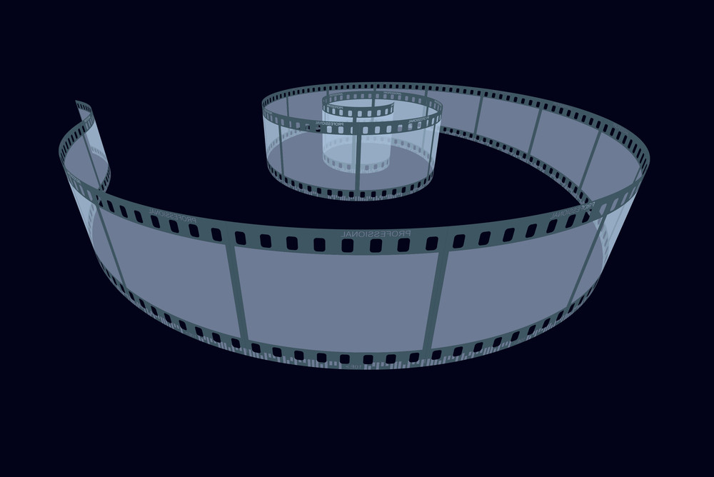 Vector Film Strip.