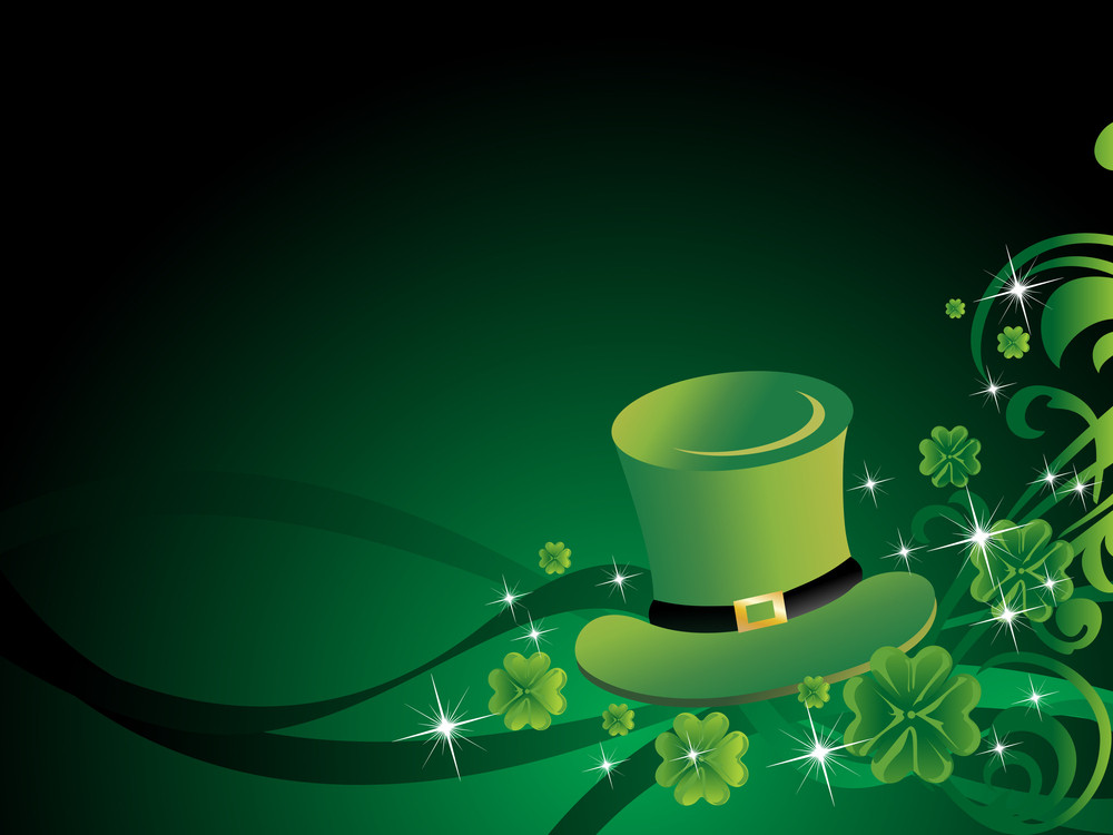 Vector For Happy St Patrick Day