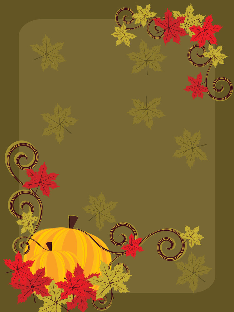 Vector For Thanksgiving Day