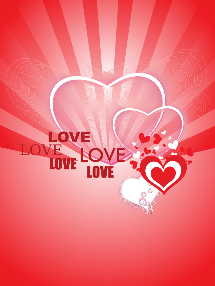 Vector For Valentine Day
