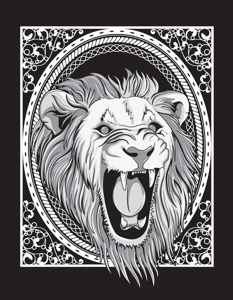 Lion Design Shirt