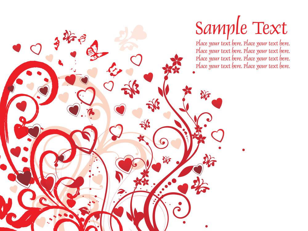Vector Illustration Design Card