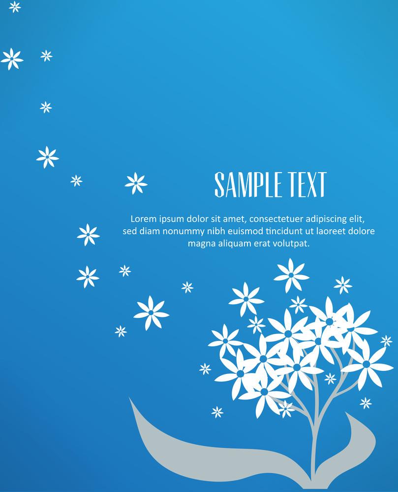 Vector Illustration (editable Text)