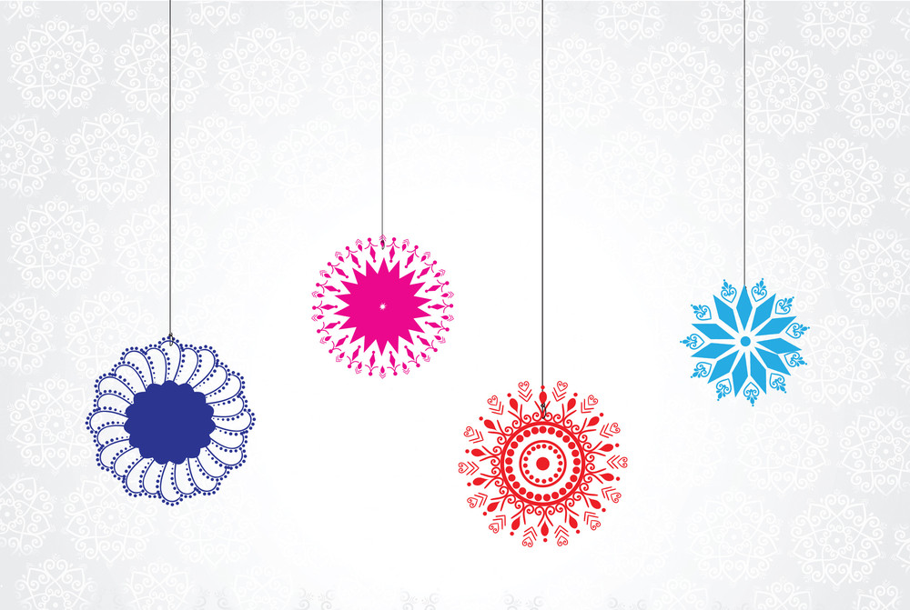 Vector Illustration For Christmas Design20