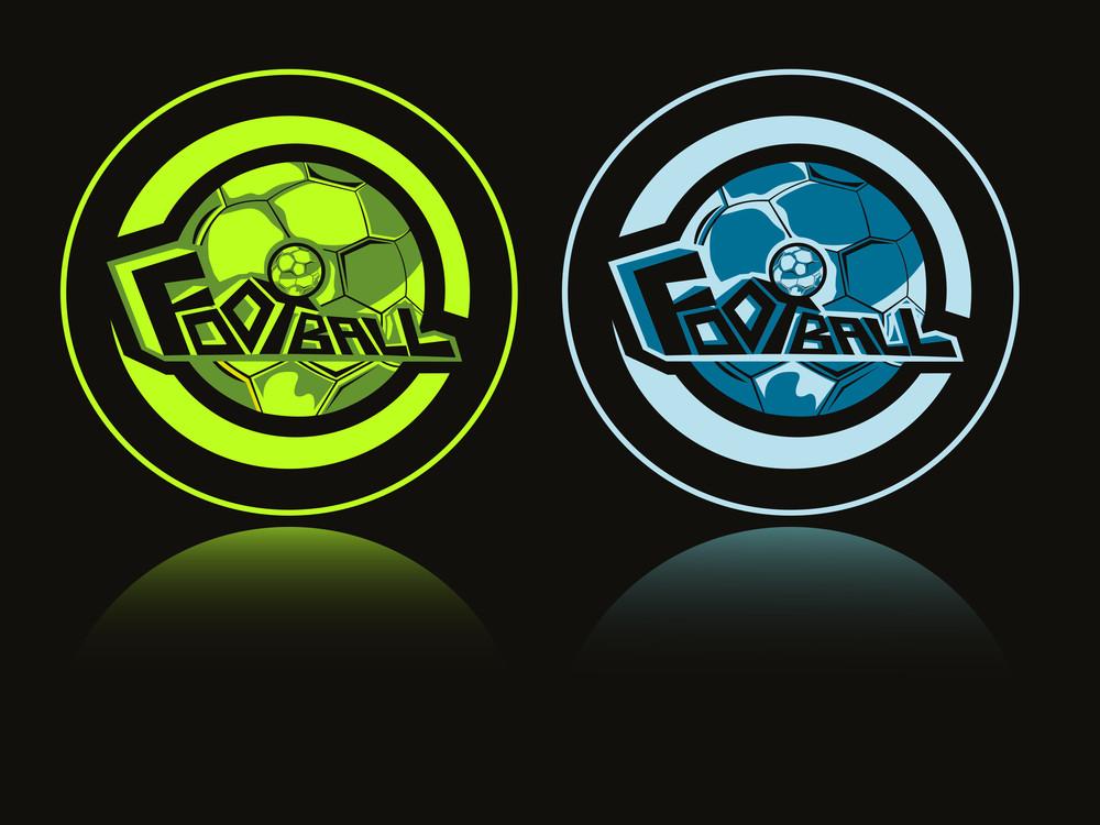 Vector Illustration For Soccer Sport