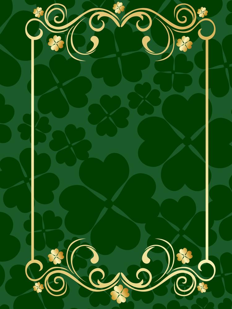 Vector Illustration For St Patrick Day