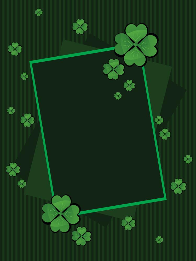 Vector Illustration For St. Patricks Day