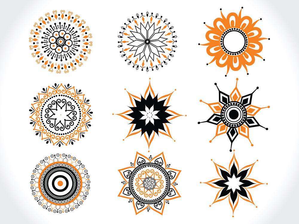 Vector Illustration Of Artwork