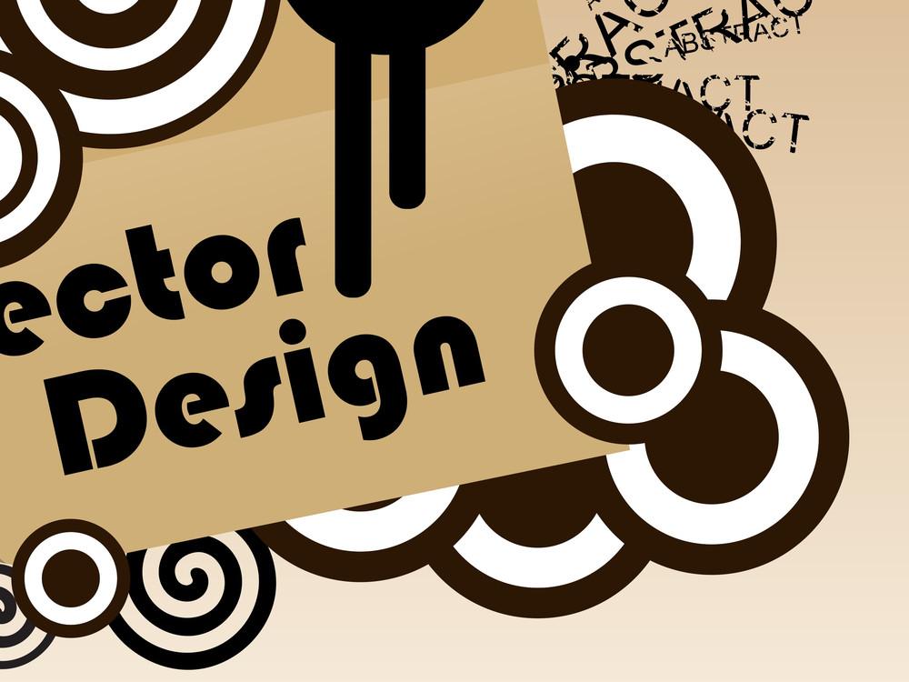 Vector Illustration Of Elegant Background