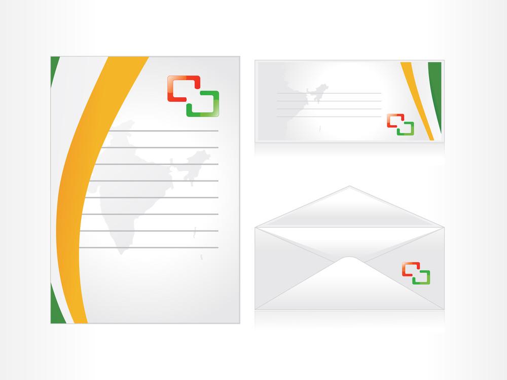 Vector Illustration Of Envelop