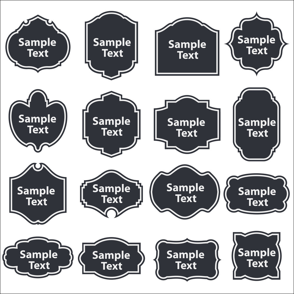 Vector Labels