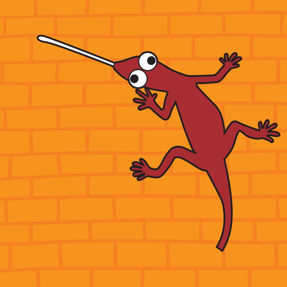 Vector Lizard